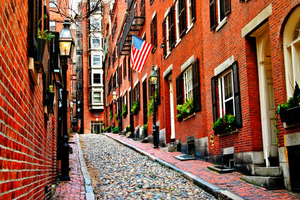 New England Townhouses